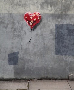 cuore bansky cerotti