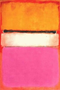 Mark Rothko, White Center