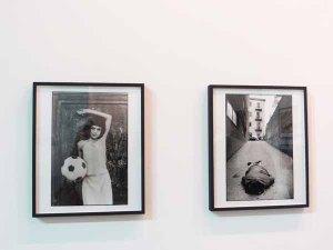 Letizia Battaglia, Cardi Black Box, Artissima 2013