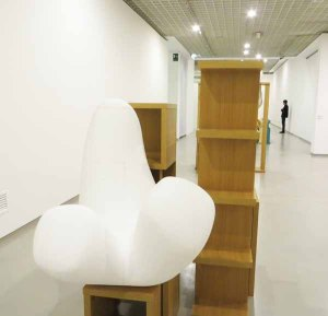 Matthew Darbyshire, Standardised Forms, 1987, Gam, Torino