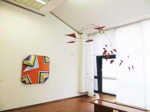 Jim Lambie, Alexander Calder