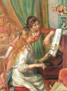 renoir_ragazze al piano