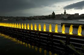 Kampa Museum, Praga, 2008 - installazione permanente