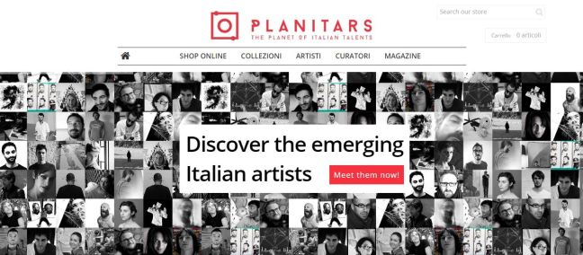 www.planitars.com menu